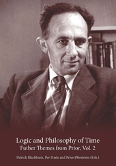 Logic and Philosophy of Time: Further Themes from Prior, Volume 2