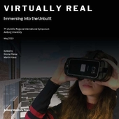 Virtually Real. Immersing into the Unbuilt