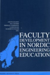 Faculty development in Nordic Engineering Education (E-book)
