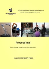 1st AAU Workshop on Human-Centered Robotics