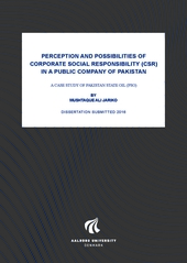 Ph.D. by Mushtaque Ali Jariko